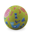 """5"""" Garden Colors Playball"""