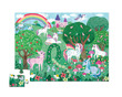36-pc Puzzle/Unicorn Garden additional picture 1
