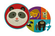 Panda Friends Two-Sided Puzzle additional picture 1