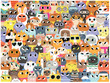 500-pc Boxed/Lots of Cats additional picture 1