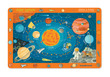 2-Sided Placemat/Solar System additional picture 1