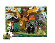 Jungle Friends Shaped Puzzle additional picture 1