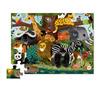 36-pc Puzzle/Jungle Friends additional picture 1
