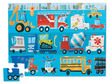 Vehicles Shaped Puzzle additional picture 1