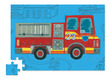 Fire Truck Vehicle Puzzle additional picture 1
