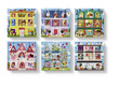 Little Miss Architect Mini Block Puzzle additional picture 1