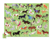 Horses Thirty-Six Animals Puzzle additional picture 1