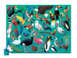 100-pc 36/Birds of the World additional picture 1