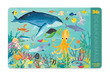 2-Sided Placemat/Ocean Animals additional picture 1