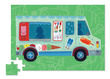 Ice Cream Truck Vehicle Puzzle additional picture 1