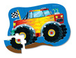12-pc Mini Puzzle/Monster Truck additional picture 1