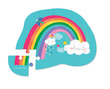 Rainbow Mini Puzzle additional picture 1