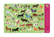 Horses Two-Sided Placemat additional picture 1