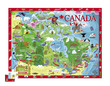 Discover Canada Learn + Play Puzzle 100pc additional picture 1