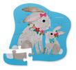 12-pc Mini Puzzle/Bunny Love additional picture 1