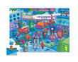 36-pc Puzzle/Robot City additional picture 1