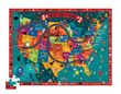 100-pc Discover Puzzle/America additional picture 1