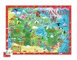 100-pc Discover Puzzle/Canada additional picture 1