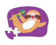 12-pc Mini Puzzle/Sweet Sloth additional picture 1