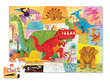 Dinosaur Shaped Puzzle additional picture 1