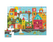 24-pc Early Learning / Shape Town additional picture 1