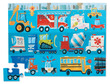 36-pc Puzzle/Vehicles additional picture 1