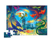 36-pc Puzzle/Land of Dragons additional picture 1