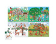 Early Learning Four Seasons Puzzle additional picture 1