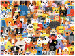 500-pc Boxed/Lots of Dogs additional picture 1
