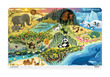 Where Animals Live Two-Sided Placemat additional picture 1