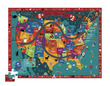 Discover America Learn + Play Puzzle 100pc additional picture 1
