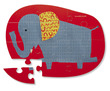 Happy Elephant Mini Puzzle additional picture 1