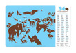Ice Age Two-Sided Placemat additional picture 2