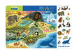 Where Animals Live Two-Sided Placemat additional picture 2