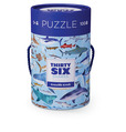 Sharks Thirty-Six Animals Puzzle