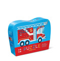 12-pc Mini Puzzle/Fire Truck