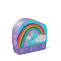 12-pc Mini Puzzle/Rainbow