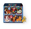 Let's Play/ 6 pc. Wood Puzzle - Pet Shop
