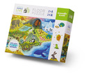 24-pc Early Learning / Where Animals Live