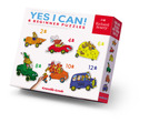 Yes I Can! Puzzles/Richard Scarry® Cars & Trucks