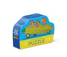 12-pc Mini Puzzle/Richard Scarry® Corn Car