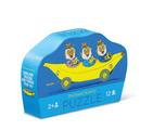 12-pc Mini Puzzle/Richard Scarry® Banana Mobile