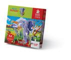500-pc Boxed/Wild Safari