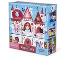 Girl Little Architect Jumbo Blocks