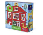 Boy Little Architect Jumbo Blocks