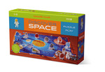 Discover Space Learn + Play Puzzle 100pc