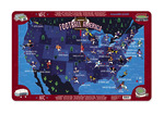 Football America Placemat