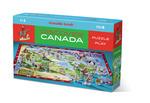 100-pc Discover Puzzle/Canada