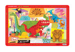 Land of Dinosaurs Placemat