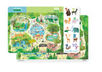 Four Seasons Two-Sided Placemat